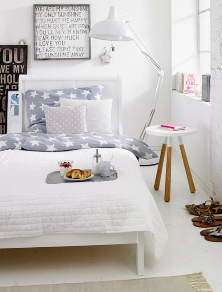 Simple Teen Girls Bedroom Decorating Ideas 37