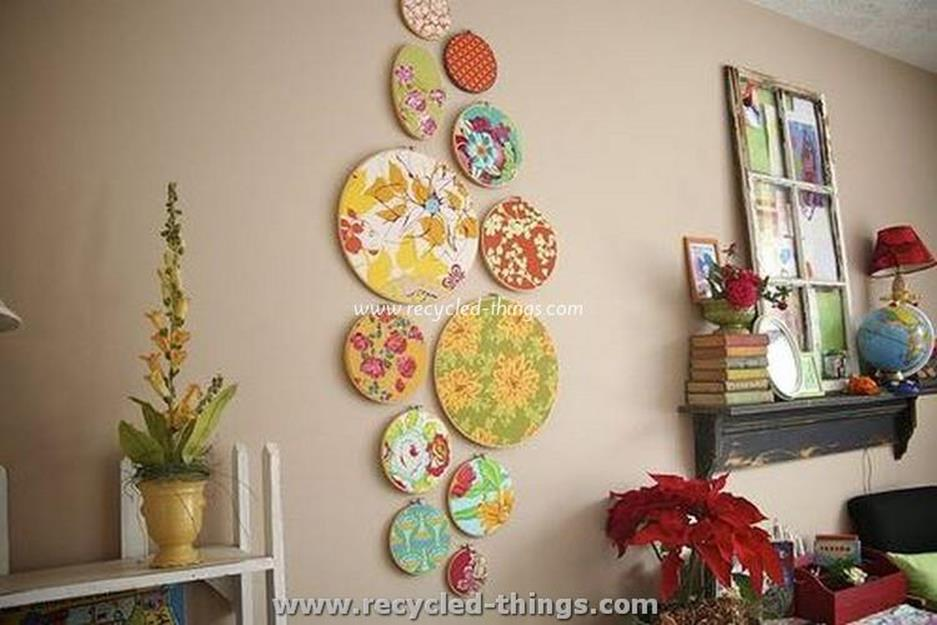 Creative Homemade Crafts for House Decorations Ideas 10