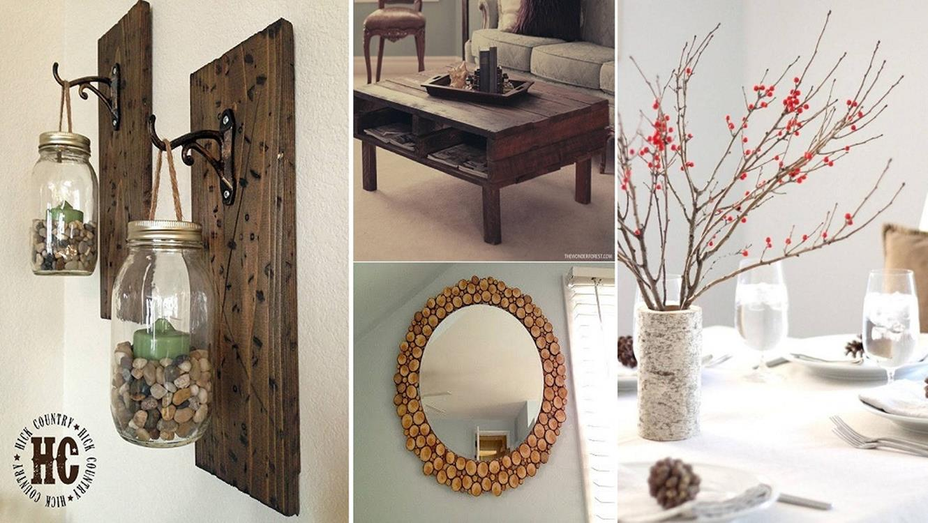 Creative Homemade Crafts for House Decorations Ideas 20