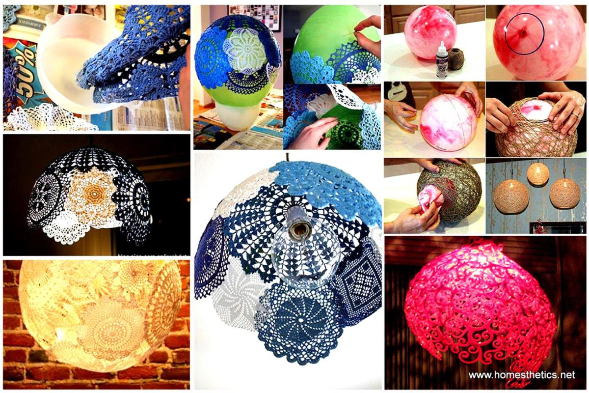 Creative Homemade Crafts for House Decorations Ideas 24
