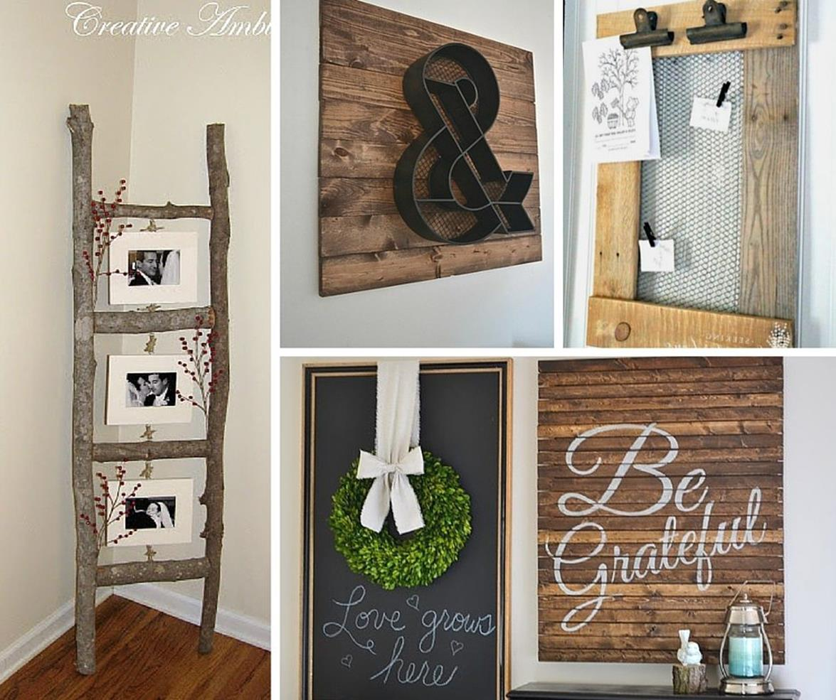 Creative Homemade Crafts for House Decorations Ideas 27