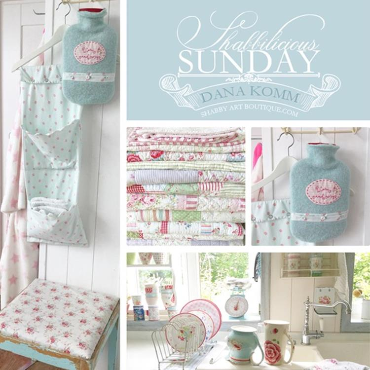 DIY Easy Shabby Chic Arts and Crafts Ideas 17
