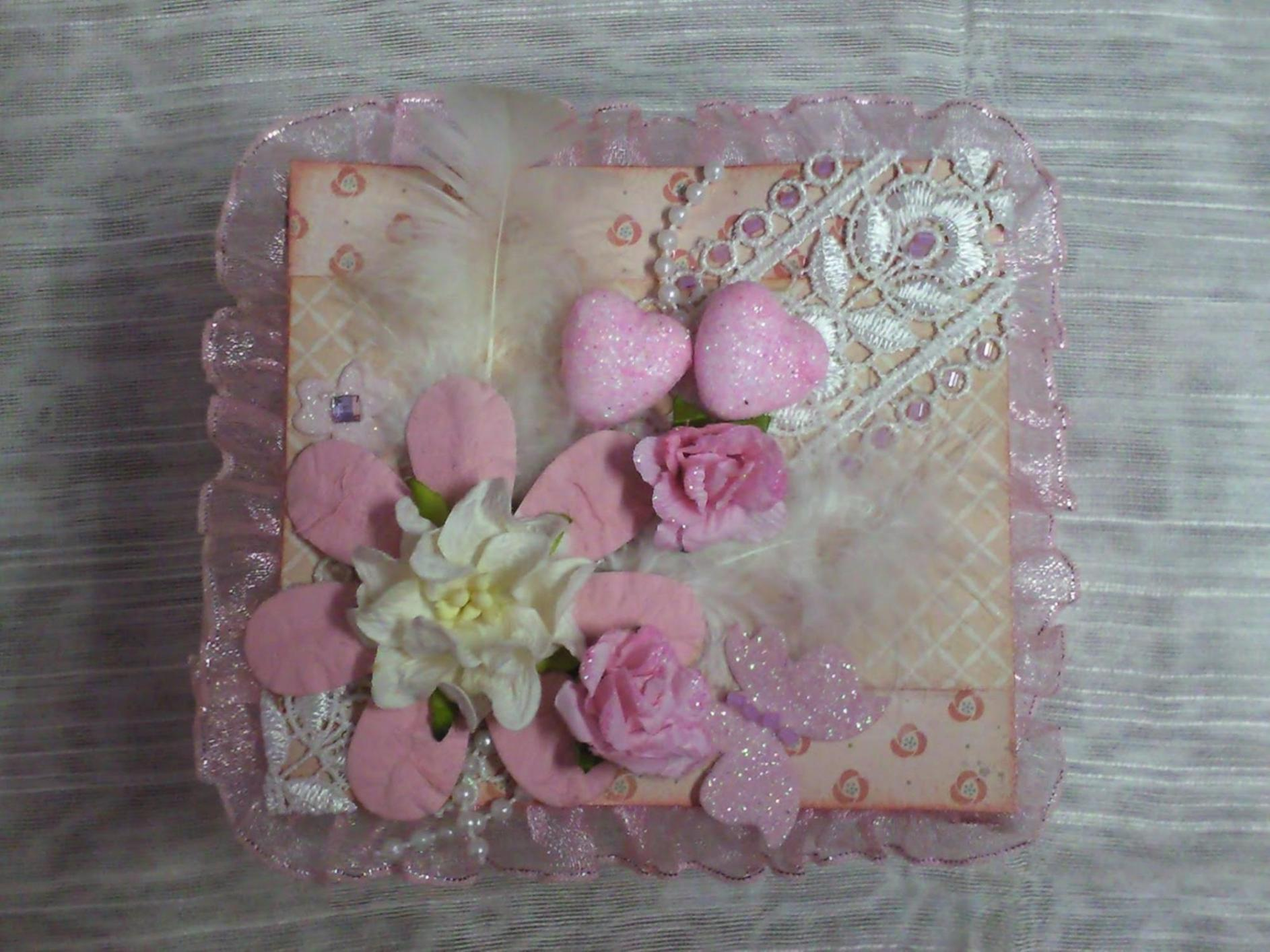 DIY Easy Shabby Chic Arts and Crafts Ideas 33