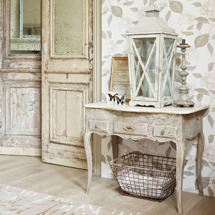 Perfect Shabby Chic Furniture and Decorating Ideas 13
