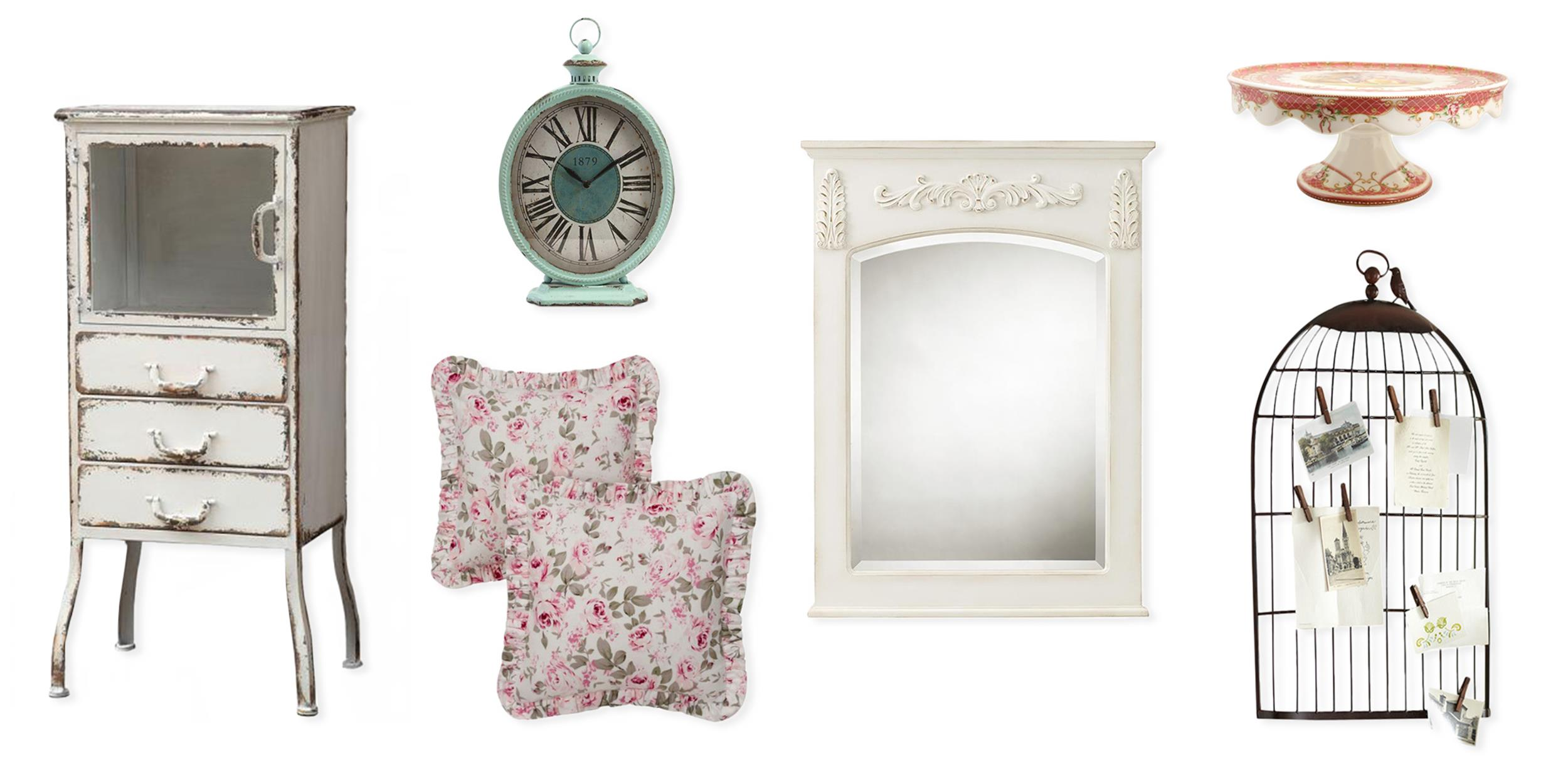 Perfect Shabby Chic Furniture and Decorating Ideas 2