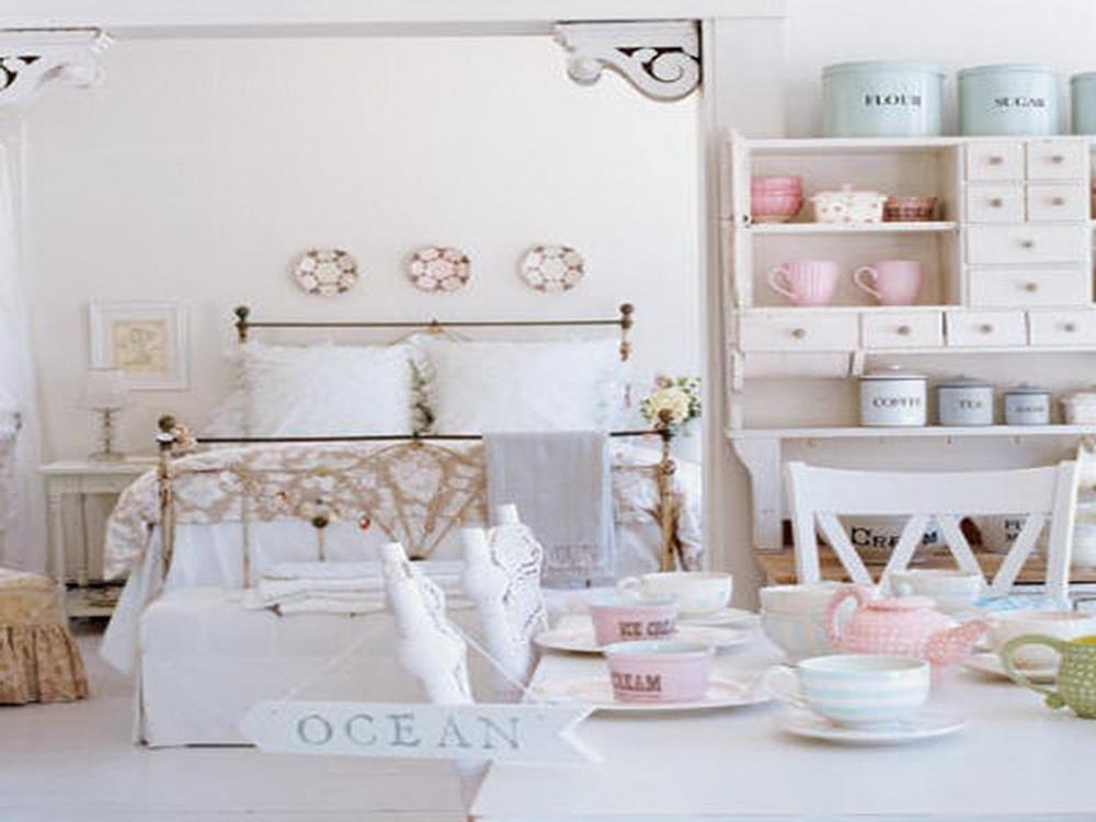 Perfect Shabby Chic Furniture and Decorating Ideas 25