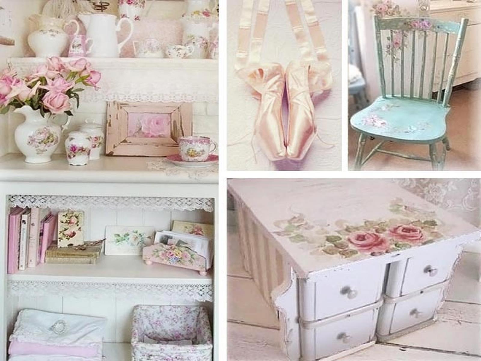 Perfect Shabby Chic Furniture and Decorating Ideas 29