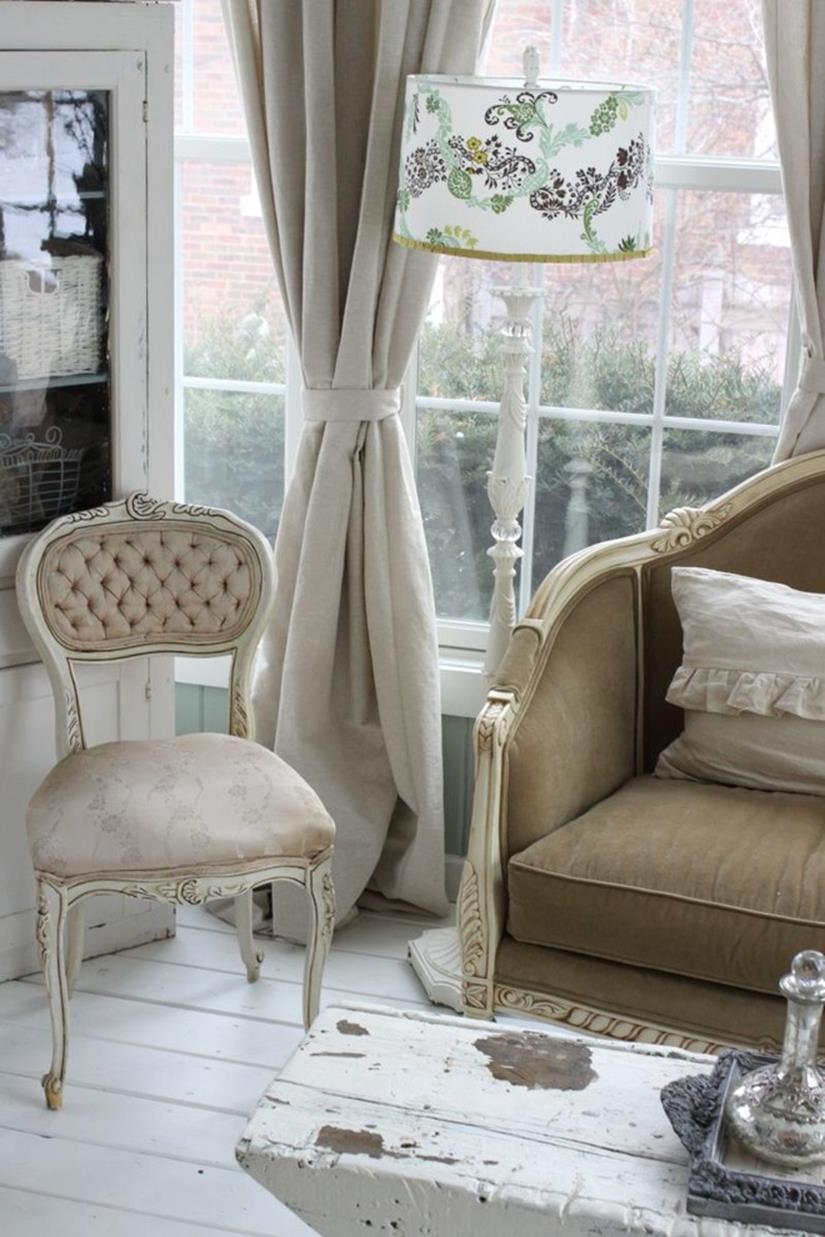 Perfect Shabby Chic Furniture and Decorating Ideas 37