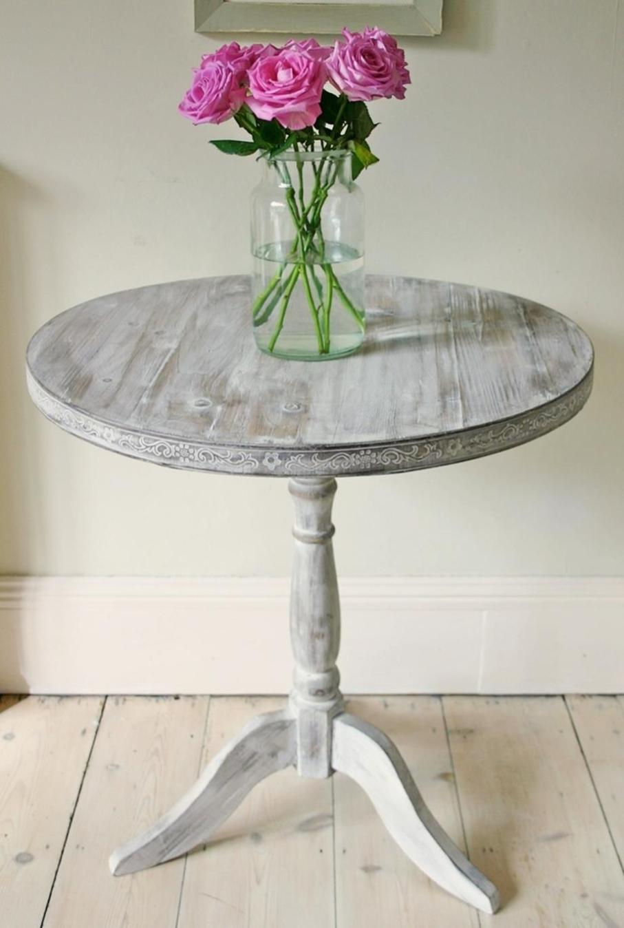Perfect Shabby Chic Furniture and Decorating Ideas 8