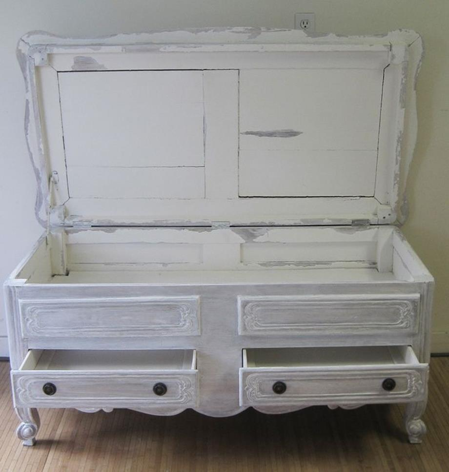 Perfect Shabby Chic Furniture and Decorating Ideas 9
