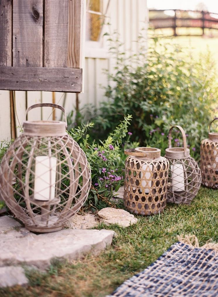 Stunning Rustic Outdoor Yards Decoration Summer 32