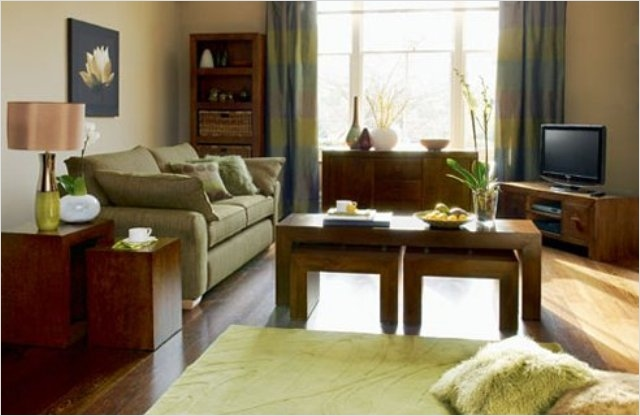 Decorating Small Space Living Room 8