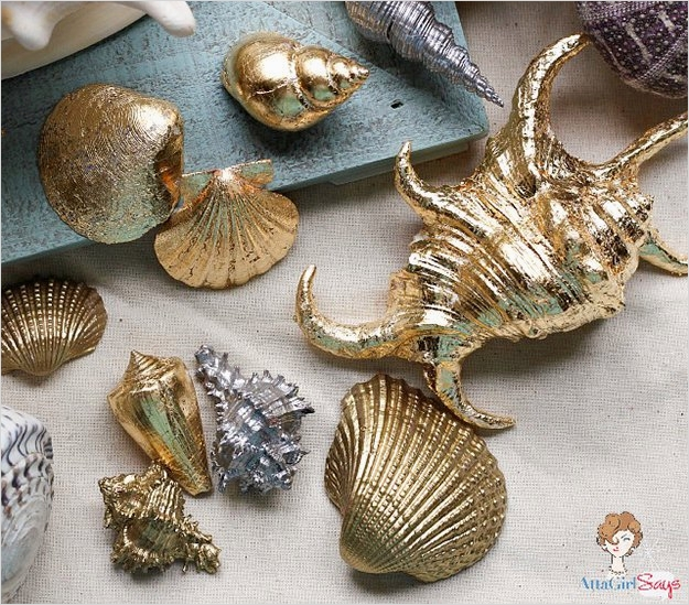 40 Diy Easy Seashell Craft Ideas 71 25 More Cool Projects for Teens 3