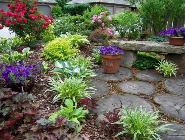 44 Amazing Rustic Garden Ideas 92 17 Best Images About Rustic Flower Bed Ideas On Pinterest 4
