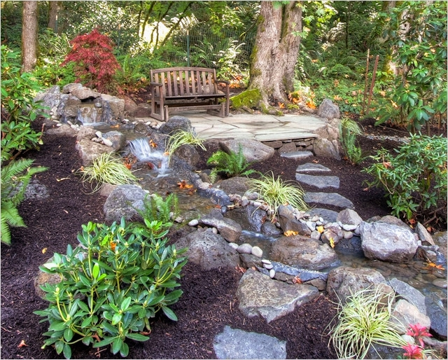 44 Amazing Rustic Garden Ideas 32 Rustic Country Garden Ideas Graph 7