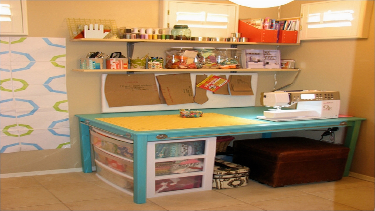 Sewing Room Ideas for Small Spaces 34 Small Room Ideas Dream Sewing Spaces Small Space Sewing Room Ideas Interior Designs 3