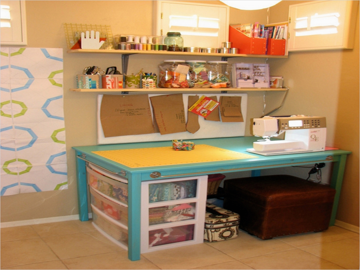 Sewing Room Ideas for Small Spaces 57 Small Room Ideas Dream Sewing Spaces Small Space Sewing Room Ideas Interior Designs 9