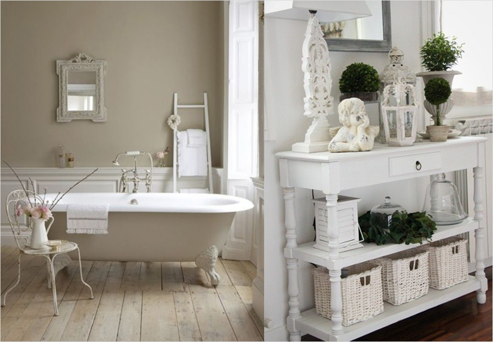 Shabby Chic Bathroom Accessories 25