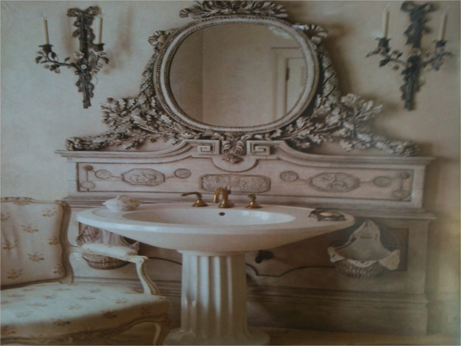 Shabby Chic Bathroom Accessories 26