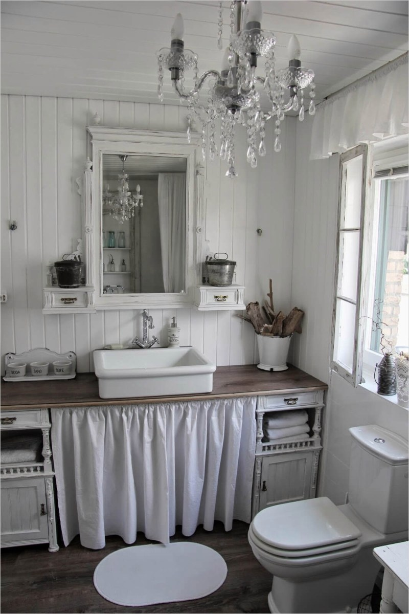 43 Beautiful Shabby Chic Bathroom Decorating Ideas 29 15 Lovely Shabby Chic Bathroom Decor Ideas Style Motivation 4