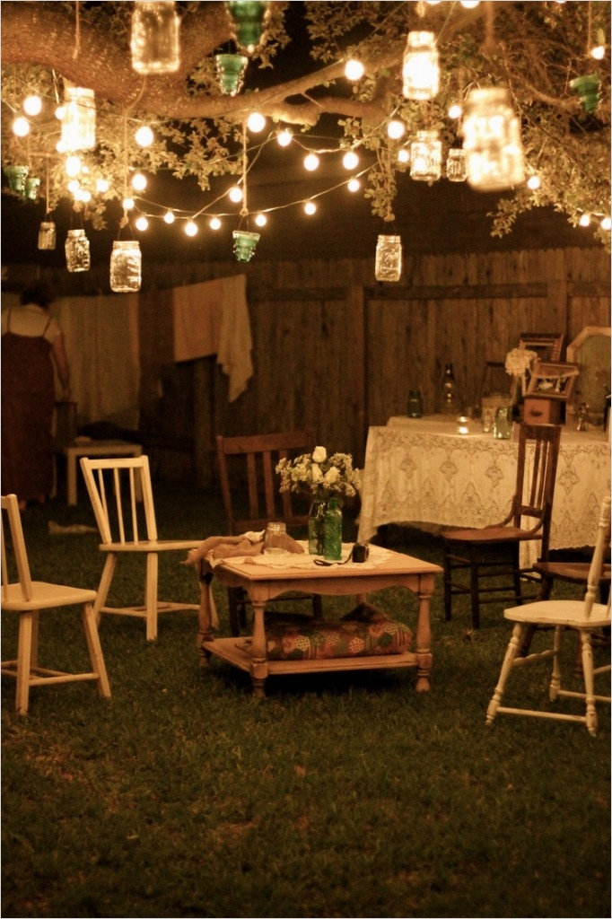 42 Beautiful Vintage Yard Decorating Ideas 27 Low Bud Garden Party Decorations Ideas for Garden Backyard and Space Around the House 3
