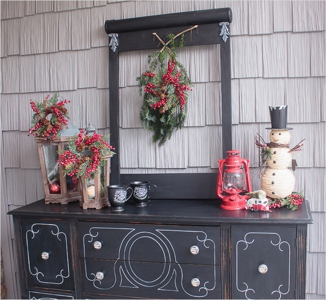 42 Beautiful Vintage Yard Decorating Ideas 84 Vintage Style for Outdoor Christmas Decorations 4