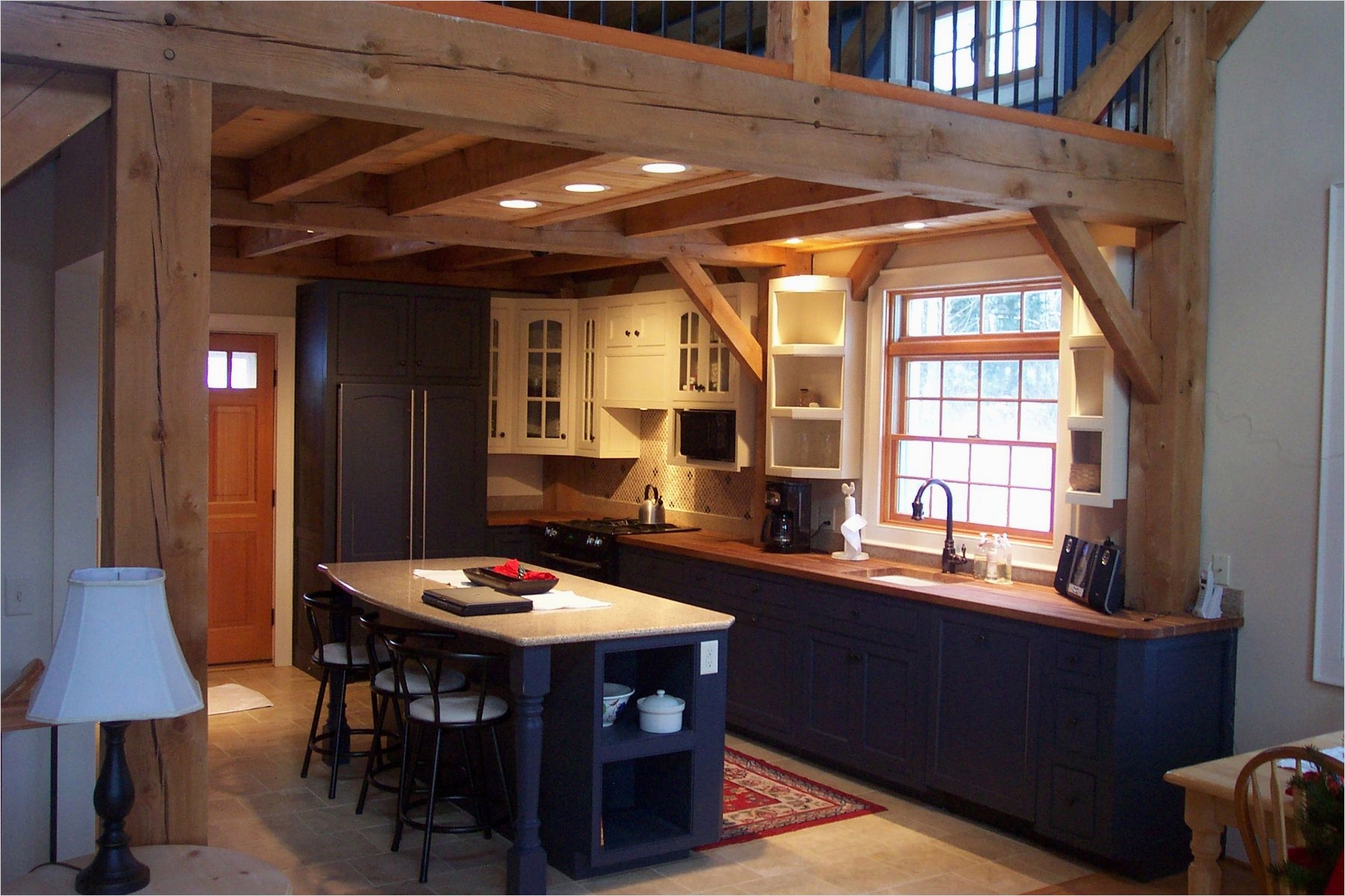 43 Stunning Minimalist Farmhouse Kitchen Cabinets 76 Minimalist Rustic Kitchen Stolarnia Club Restaurant Wooden Colonial Style Design with Exposed 3