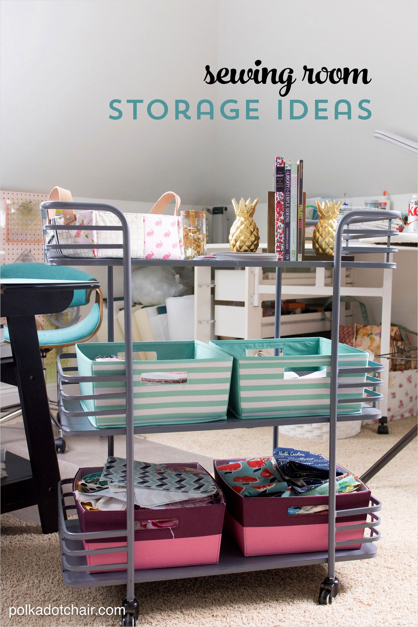 40 Creative Sewing Room Storage Ideas 71 organize Sewing Room Ideas Easy Craft Ideas 1