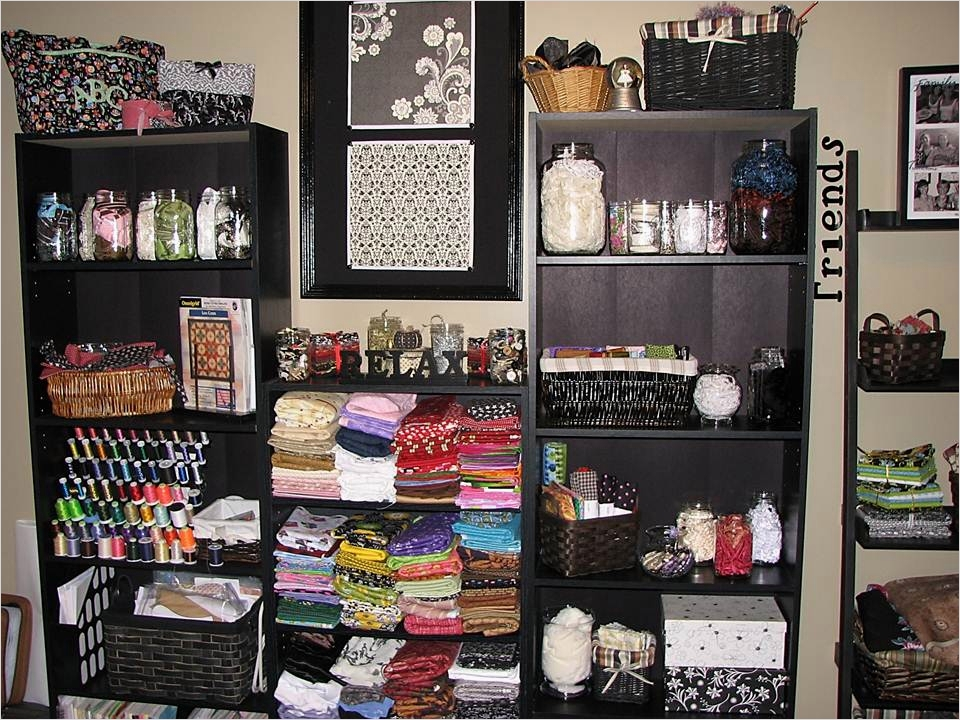 40 Creative Sewing Room Storage Ideas 42 Sewing Room Storage Ideas Sew What S New 6