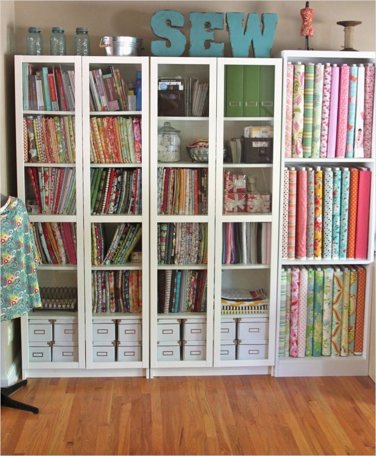 40 Creative Sewing Room Storage Ideas 95 Pin by Helen Roehl On Sewing Rooms 8
