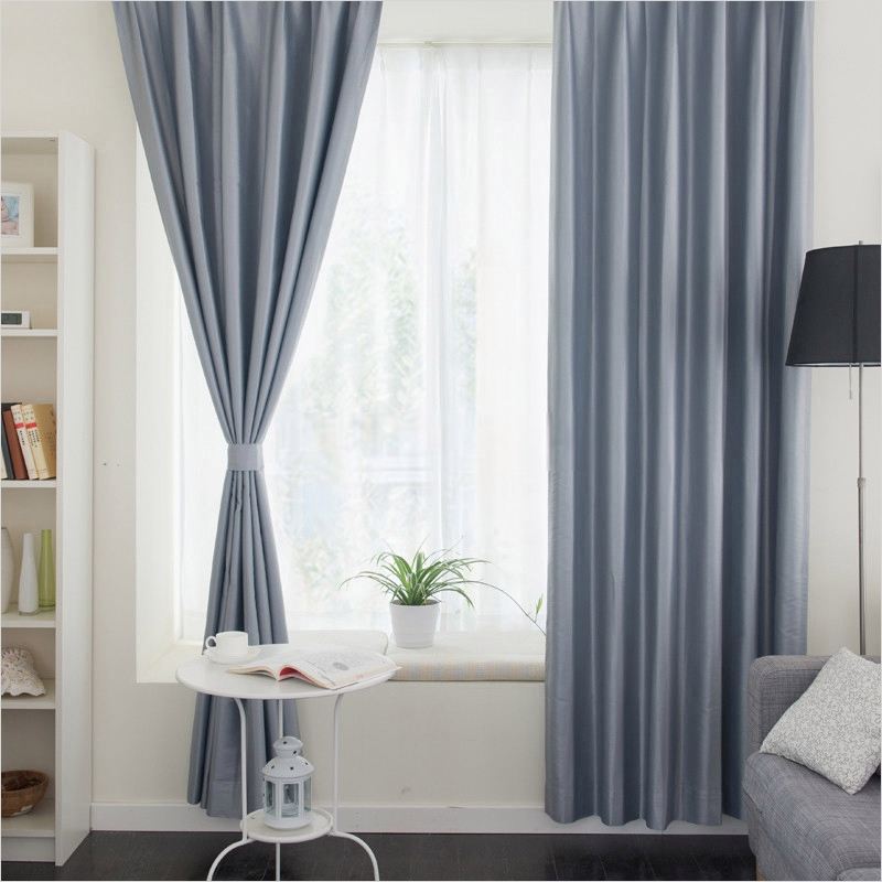 41 Stunning Simple Living Room Curtain Ideas 12 Living Room Curtain Ideas Simple and Clean Look 6