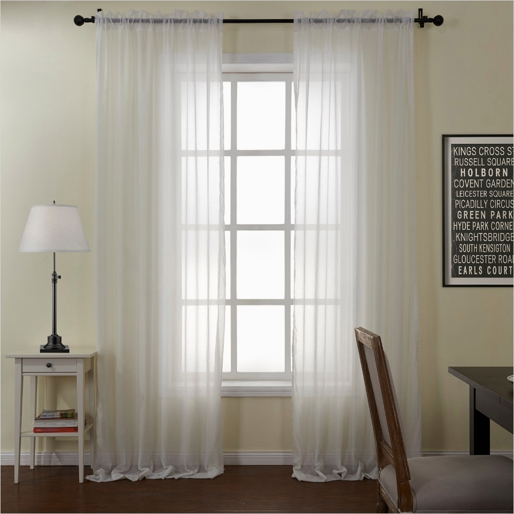 41 Stunning Simple Living Room Curtain Ideas 75 Simple Living Room Decoration with Mordern Plain Cotton 9
