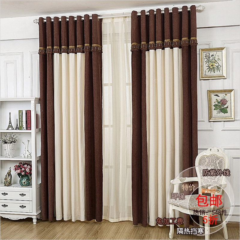 41 Stunning Simple Living Room Curtain Ideas 72 Awesome Simple Curtain Designs for Home 3