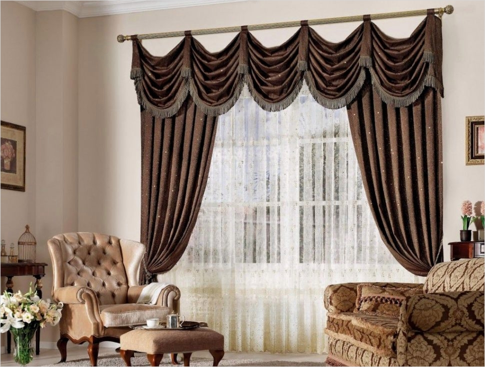 41 Stunning Simple Living Room Curtain Ideas 79 Living Room Curtains F Black Living Room Curtains Brown 8