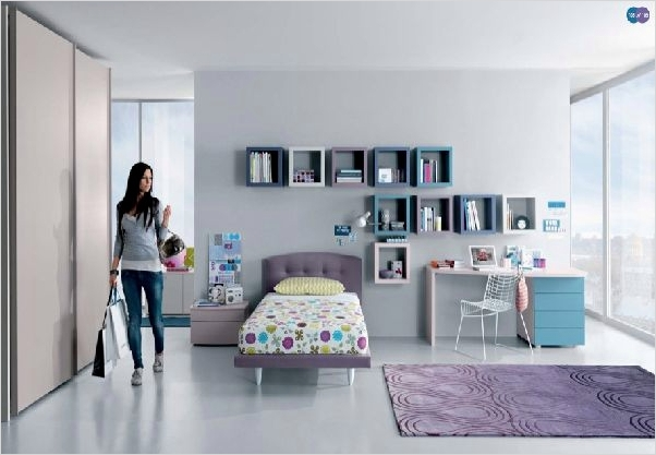 42 Stylish Bedrooms for Teenage Girls 67 Cool Modern Teen Girl Bedrooms Room Design Ideas 9