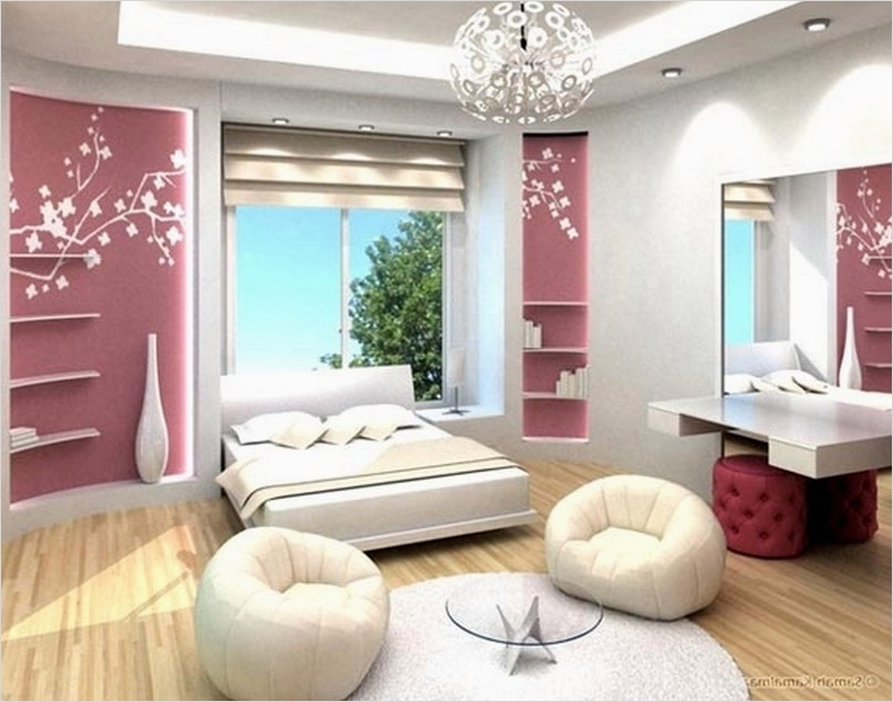 42 Stylish Bedrooms for Teenage Girls 37 Modern Bedroom Design for Teenage Girl S Of Ideas In 6