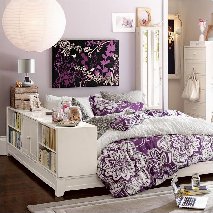 42 Stylish Bedrooms for Teenage Girls 53 Home Quotes Stylish Teen Bedroom Ideas for Girls 4