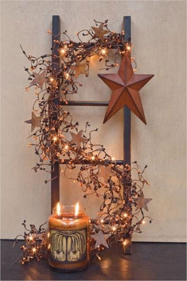 45 Diy Rustic Christmas Decorations 98 Rustic Christmas Decorations Diy 2