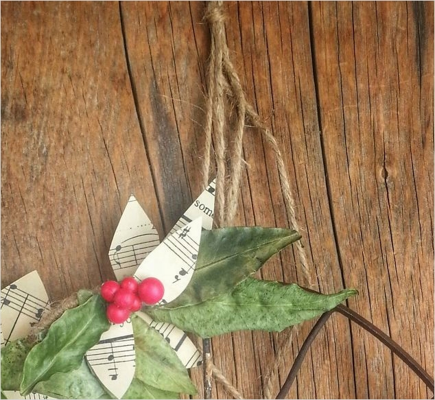 45 Diy Rustic Christmas Decorations 13 Diy Rustic Christmas Wreath 4