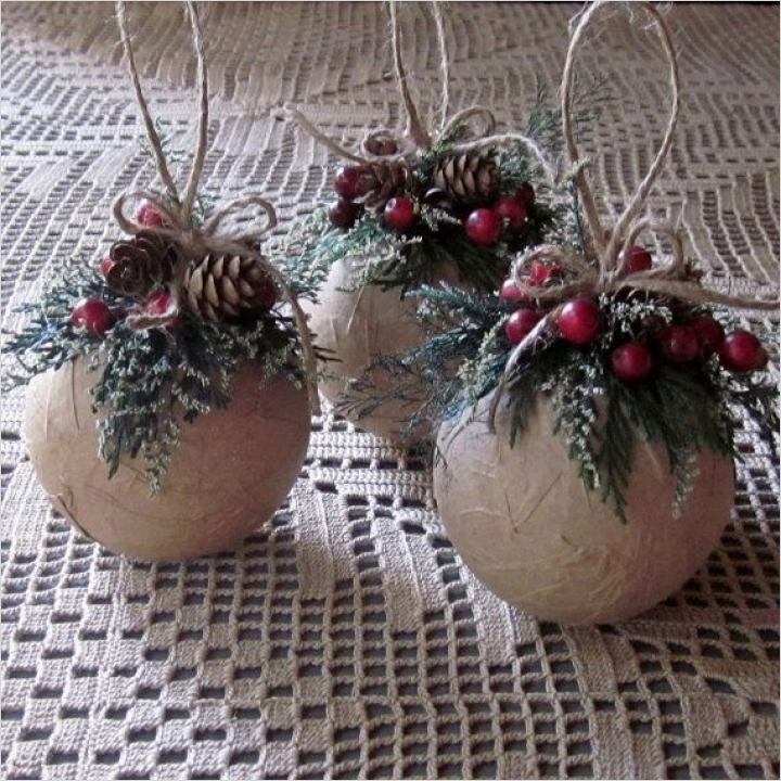 45 Diy Rustic Christmas Decorations 26 Homemade Rustic Christmas Decorations 1000 Ideas About Woodland Christmas Pinterest Christmas 2
