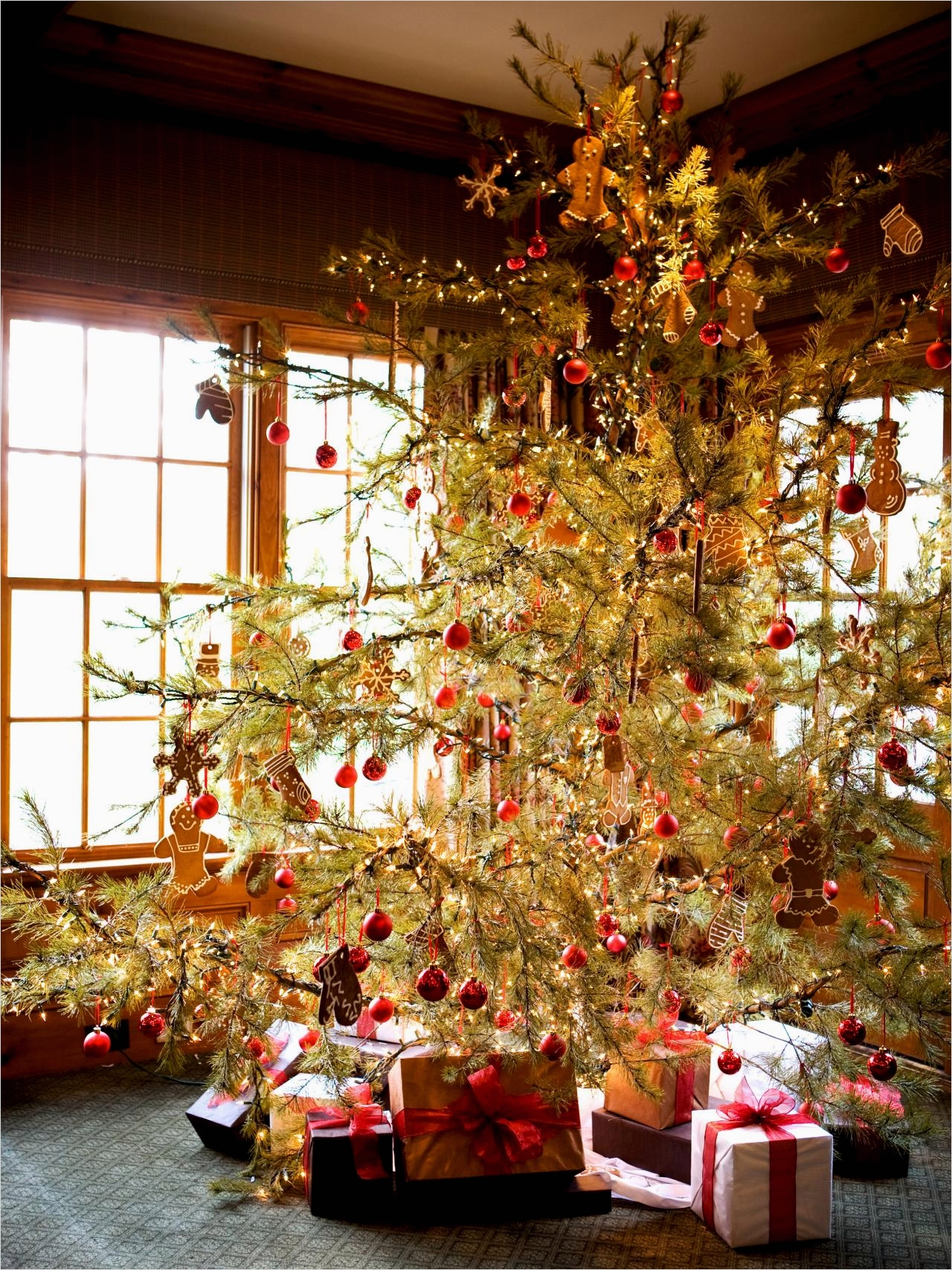 45 Diy Rustic Christmas Decorations 95 Rustic yet Elegant Mountain Inspired Christmas Decorating Ideas 7
