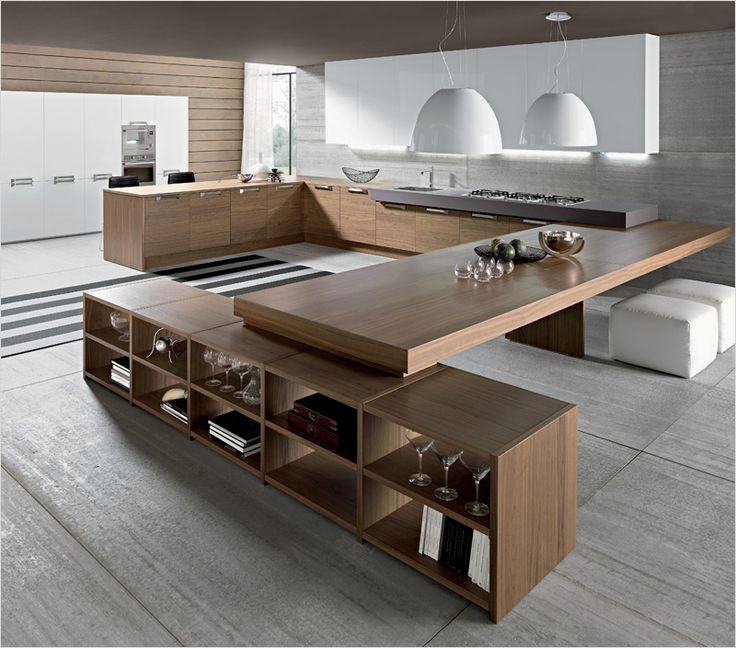 42 Stylish Ideas Minimalist Kitchen Shelves 65 Best 25 Minimalist Kitchen island Designs Ideas On Pinterest 2