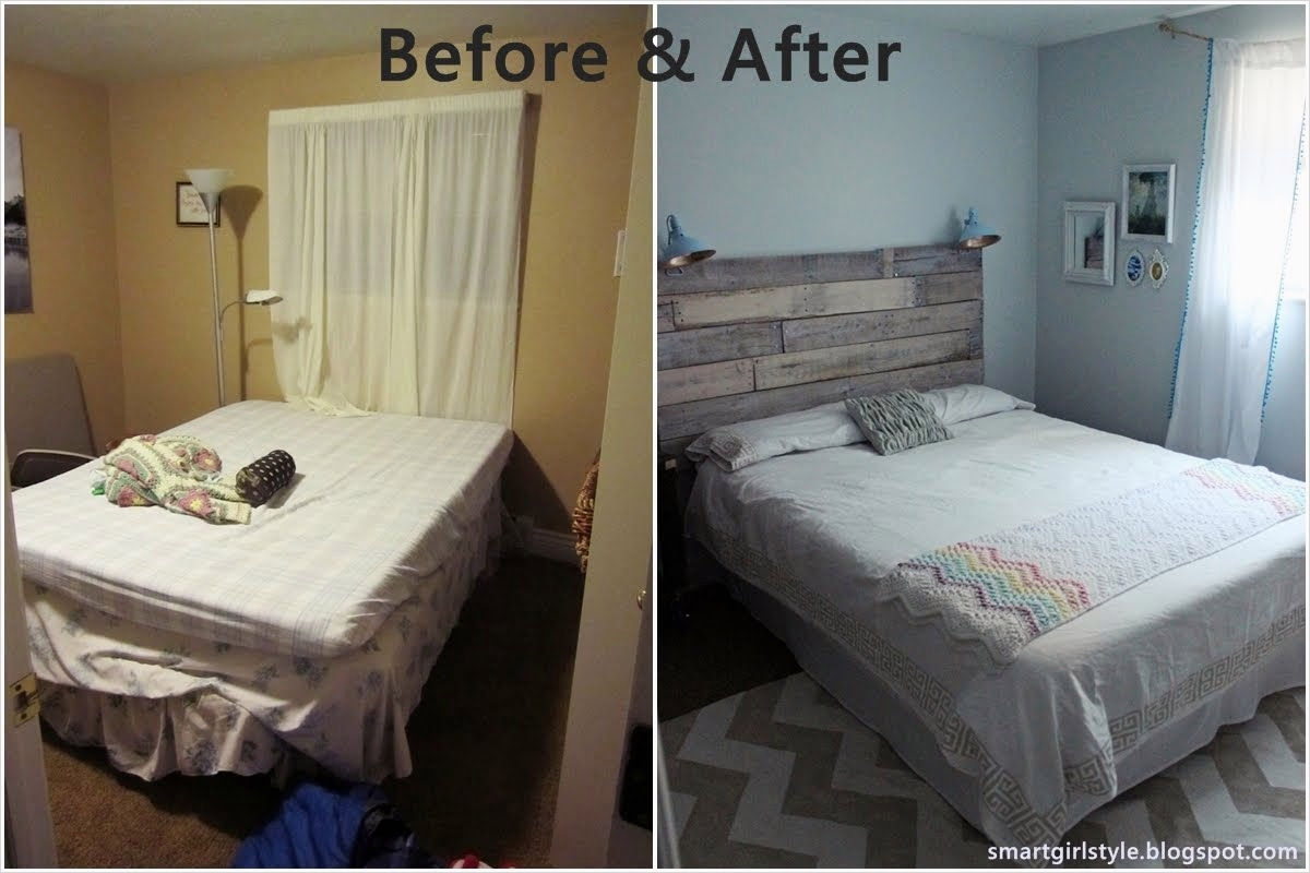 43 Stunning Small Bedroom Decorating Ideas On A Budget 68 Small Bedroom Makeover A Bud 6