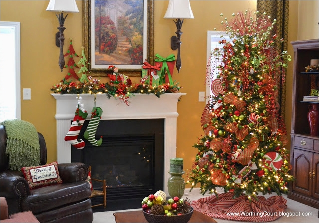 41 Awesome Whimsical Christmas Tree Decorating Ideas 13 Our Whimsical Christmas Tree 4