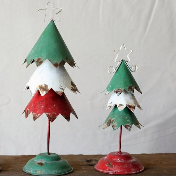 41 Awesome Whimsical Christmas Tree Decorating Ideas 12 Whimsical Christmas Trees Rustic Christmas Decorations 9