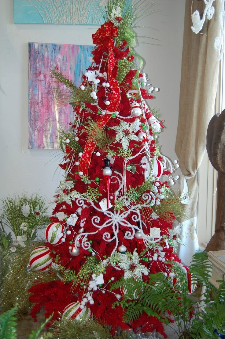 41 Awesome Whimsical Christmas Tree Decorating Ideas 26 44 Best Stunning Christmas Trees Images On Pinterest 6