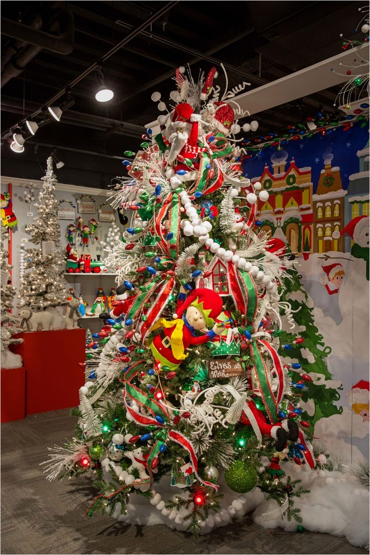 41 Awesome Whimsical Christmas Tree Decorating Ideas 51 Best 25 Whimsical Christmas Trees Ideas On Pinterest 6