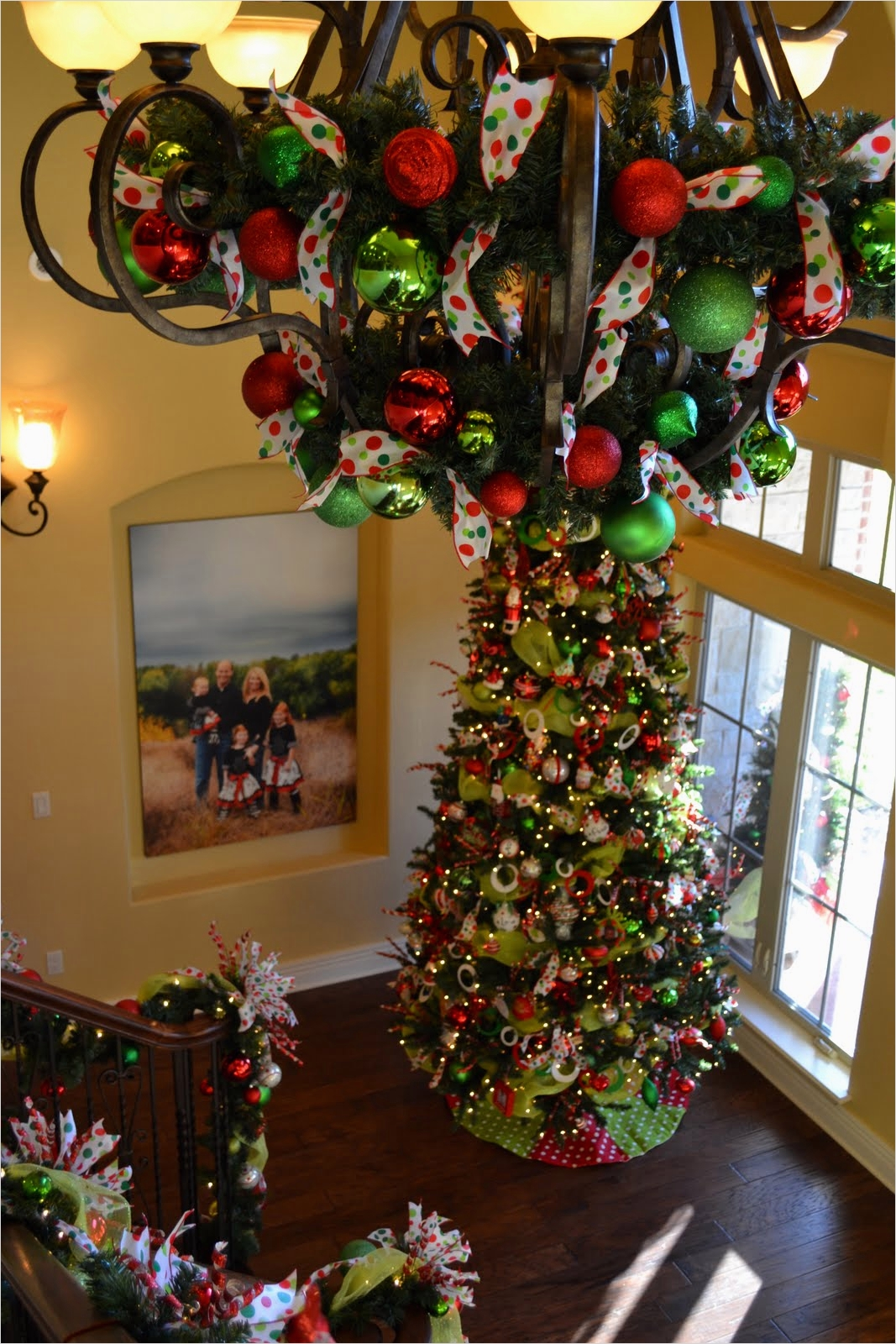 41 Awesome Whimsical Christmas Tree Decorating Ideas 19 Kristen S Creations A Whimsical Christmas 5