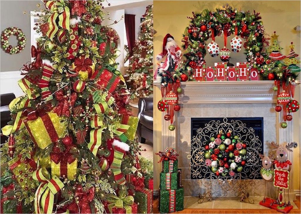41 Awesome Whimsical Christmas Tree Decorating Ideas 18 23 Whimsical Christmas Decorating Ideas Feed Inspiration 5
