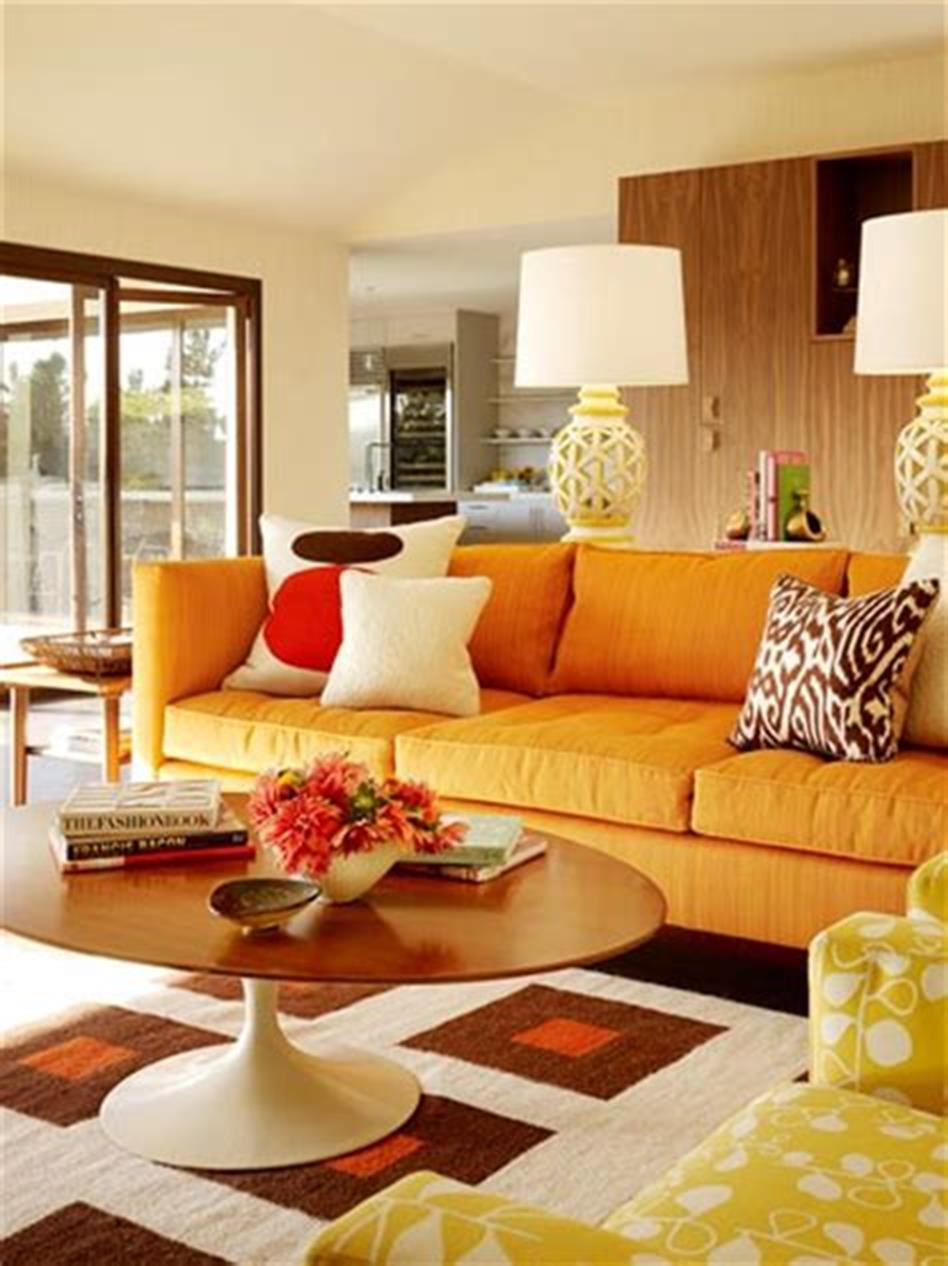 50 Amazing Mid Century Modern Living Room Design Ideas 60